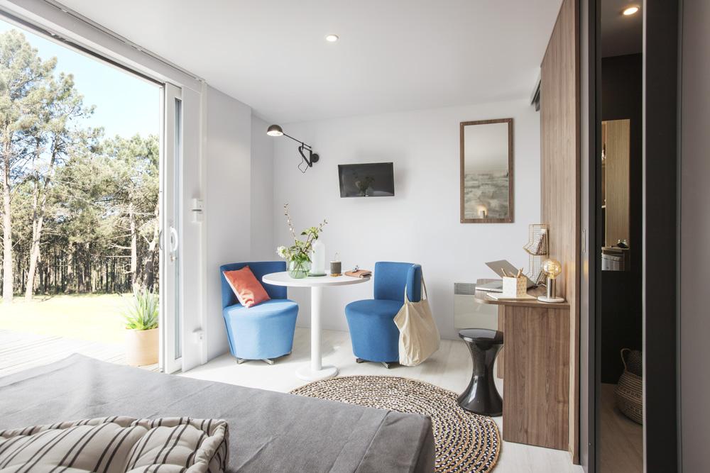 TAOS Single Woonkamer/ Wohnzimmer/ Wohnbereich